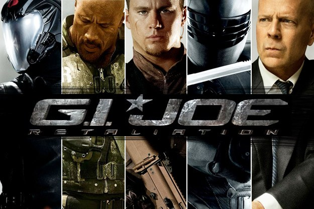 Download & Watch G.I. Joe Retaliation Movie Online